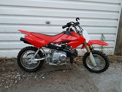 HONDA CRF 50 Child's motorcross bike 50cc