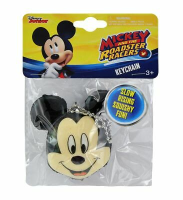 Disney Disney Junior Mickey Mouse and the Roadster Racers Slow Rising Keychain C