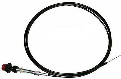 Throttle Cable, Buyers 25', VCGTX25  , Wrecker, Tow Truck, Rotator,Rollback
