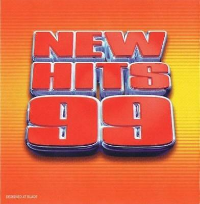 NEW HITS 99 (2-CD) Savage Garden*Ace of Base*Ginuwine*Garbage*Faith Hill*Cher