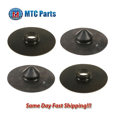 MTC Rear Lower & Upper Coil Spring Shock Strut Pads Shims 2 Sets for BMW 36 E46