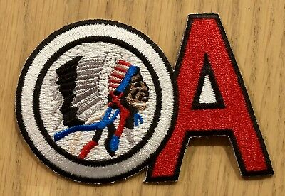 OA Order fo the Arrow Patch Indian Head