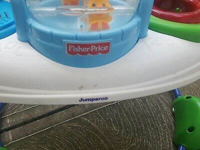 fisher price jumperoo gently used