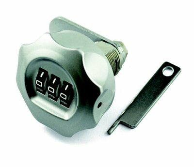 3 Dial Combination Cam Lock, Camlock for Cabinet Drawer Mailbox locker