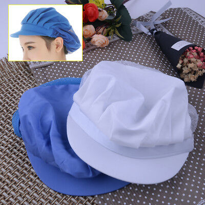 TOP Chef Hats Comfy Breathable Waiter Uniform Working Hat Kitchen Cooking Cap