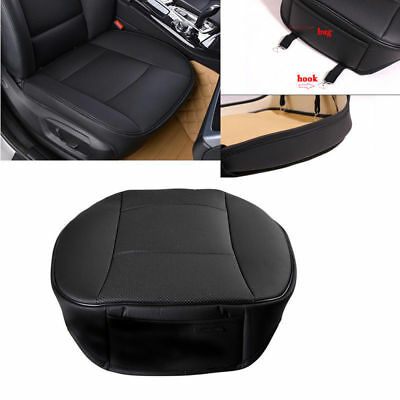 Universal PU leather luxury car seat cushion front cover breathable Cushion