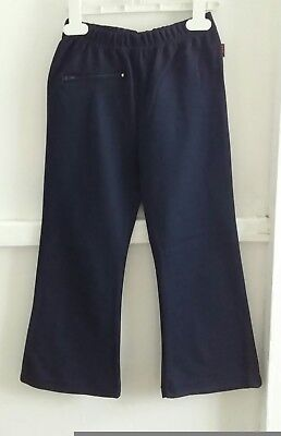 BNWT School Uniform Pants Navy Blue. Size 4.