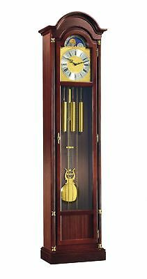 Grandfather clock walnut from Hermle HE 01079-030451 NEW