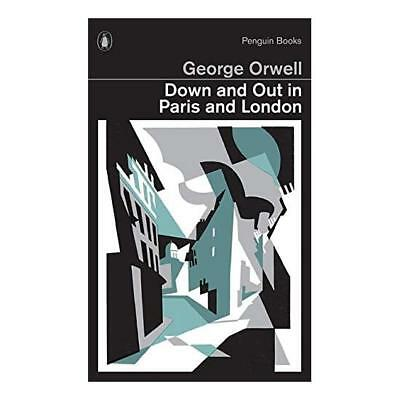 9780141393032 Down and Out in Paris and London - George Orwell