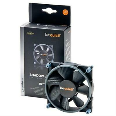 be quiet! Shadow Wings SW1 PWM 92x92x25 PC Gehäuse Lüfter 92mm BL025