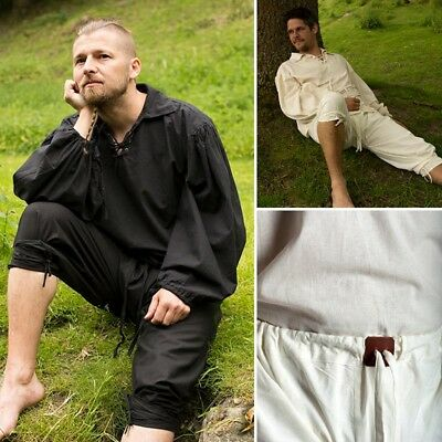 Medieval Braies / Undershorts - 2 Colours - Perfect For Re-Enactment