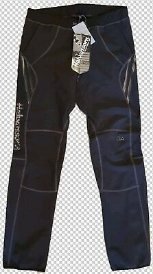 Halvarssons Capitol Softshell Fleece  Motorcycle Thermal Laminated Trousers