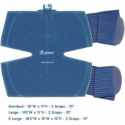 New Breg Cold Therapy Polar care wrap-on pad