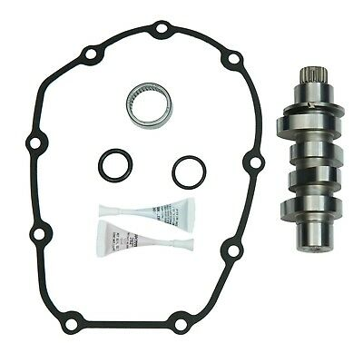 S&S 475C Chain Drive Camshaft Kit for 2017-'18 M8 Touring Models 100HP Bolt In-