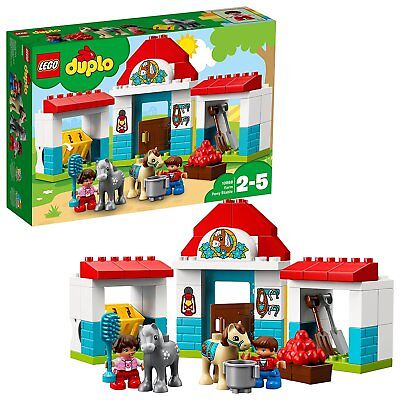 Lego Duplo Town 10868 Horse Stable New And In Original Box Novelty