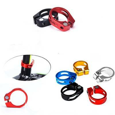 Alloy 34.9mm Seat Post Clamp Collar for 30.8, 31.6MM Seatpost Bike Seat Tube