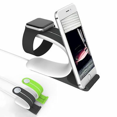 For Apple iWatch Charging Dock Stand Bracket Watch/Phone Holder Phone Accessorie