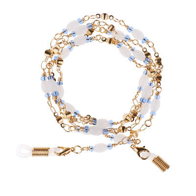 Eyeglass Reading Spectacles Sunglasses Glasses Cord Holder Strap Necklace Chain