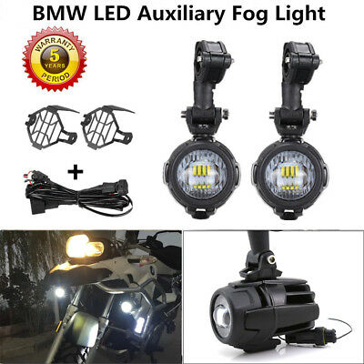 New Motorcycle LED Headlight Front Fog Running Spot Light for BMW R1200GS ADV WM