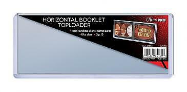 Ultra PRO Horizontal Booklet Toploader 10ct (84166)