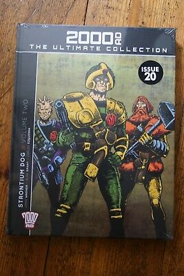 Strontium Dog Volume 2 2000ad Ultimate Collection Issue 20