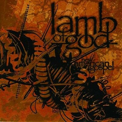 Lamb of God - New American Gospel 2006 - Brand New and Sealed Music Audio CD