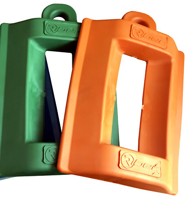 Pallet Pump Truck Stop Chock Holder For Warehouse Lorry Van Wagon - Multi Colour