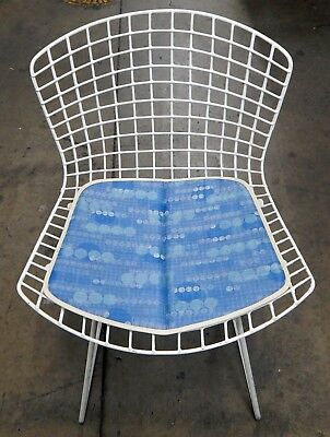 Excellent Replacement Cushion For Bertoia Side Chair Eames Era Mid Squirreltailoven Fun Painted Chair Ideas Images Squirreltailovenorg