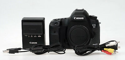 Canon EOS 5D Mark III 22.3 MP Digital SLR Camera Body