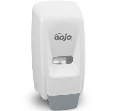 Gojo White Soap / Sanitiser Dispenser 9037-12 800ml