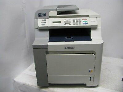 Brother DCP-9040CN Color Laser Copier & Printer