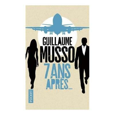 9782266276184 7 ans apres - Guillaume Musso