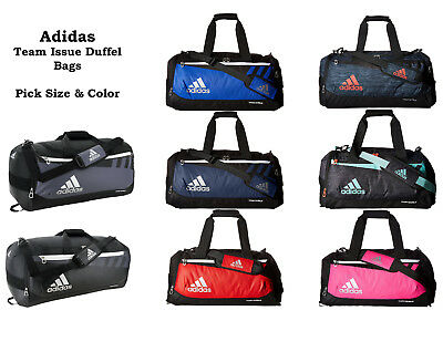 8a00654b53 ADIDAS DUFFEL BAG Team Issue Pick Size Color NEW -  40.45