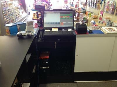 Business System- PC America Touchscreen Systemmax POS System