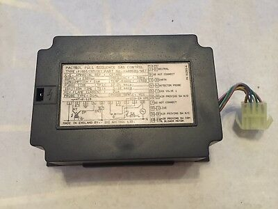 Pactrol Sequence Controller P16Di/jst 400601/v07