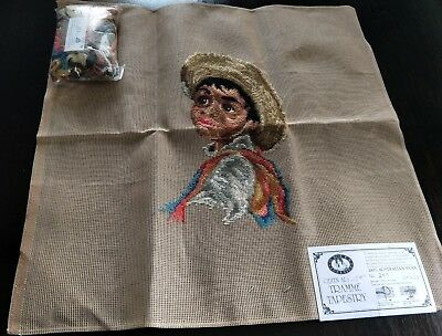 BRAND NEW QUEEN ADELAIDE Trammed TAPESTRY CANVAS & WOOL No. 257