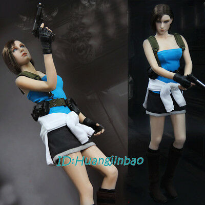 Resident Evil Jill Valentine 1/6 Action Figure Model SW Game Girl Toy In Box New