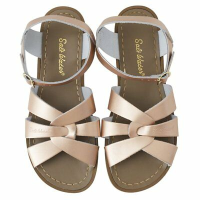 Salt Water Sandals Original ROSE Gold CHILD and YOUTH saltwater kids shoes