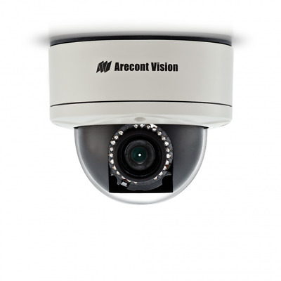 Brand New Arecont Vision AV2255PMIR-SH 2 mp  Indoor/Outdoor Dome IP Cam