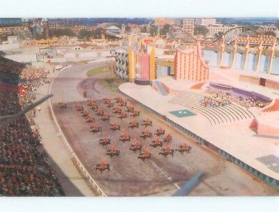 Pre-1980 GRANDSTAND SHOW AT CNE CANADIAN NATIONAL EXHIBITION Toronto ON E6865