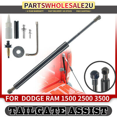 Tailgate Assist Shocks Strut for Dodge Ram 1500 2500 3500 2002-06 2007 2008 2009