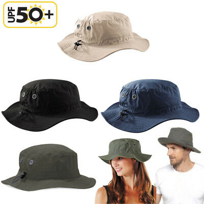 Retro Outdoor Bucket Hat Summer Unisex Sun Hunting Fishing Cap Beanie Beach Hat