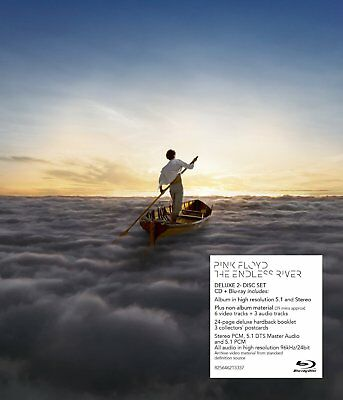 Pink Floyd - The Endless River (Cd + Blu-Ray Disc Set / Deluxe Edition)