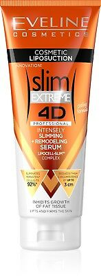 Eveline Cosmetics Slim Extreme 4D Liposuction Remodeling cream