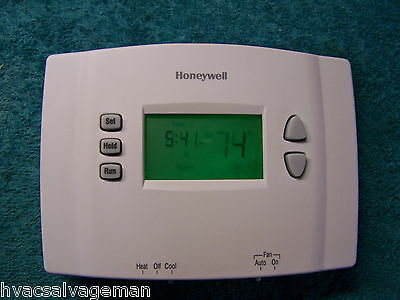 Honeywell RTH2300B1012 5-2 day Programable Backlit Thermostat RTH2300