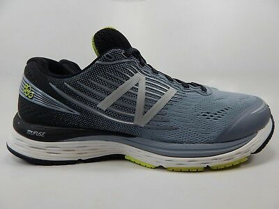 online retailer d9dbf f096a New Balance 880 v8 Size 11 2E WIDE EU 45 Men s Running Shoes Gray Black  M880GY8