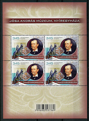 Hungary 2018 MNH Treasures of Hungarian Museums V 4v M/S I Artefacts Art Stamps