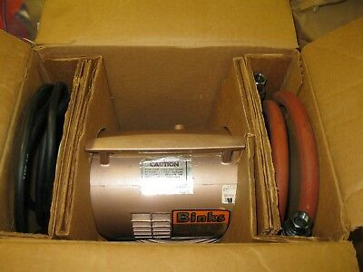 Binks model 34-2025 Diaphragm Air Compressor for Airbrush With Original Box