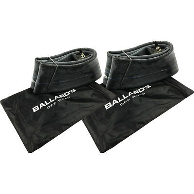 "Ballards NEW Mx 21"" & 18"" Ultra Heavy Duty Front & Rear Dirt Bike Tube Bundle"