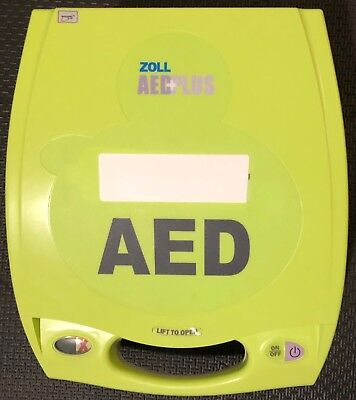 Zoll AED Plus Semi Automatic 2020 CPR Stat Padz New Pads New Batteries SPANISH